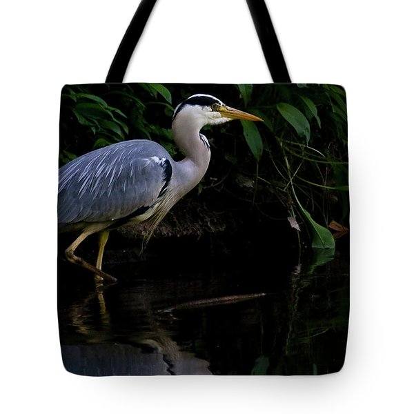 Just Fishing Tote Bag by Brian Roscorla