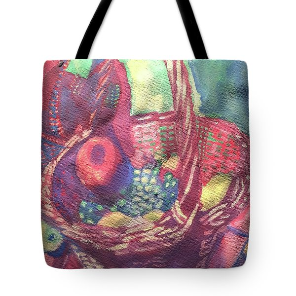 Just Gathered Tote Bag