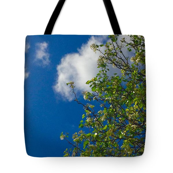 Just In Passing Tote Bag