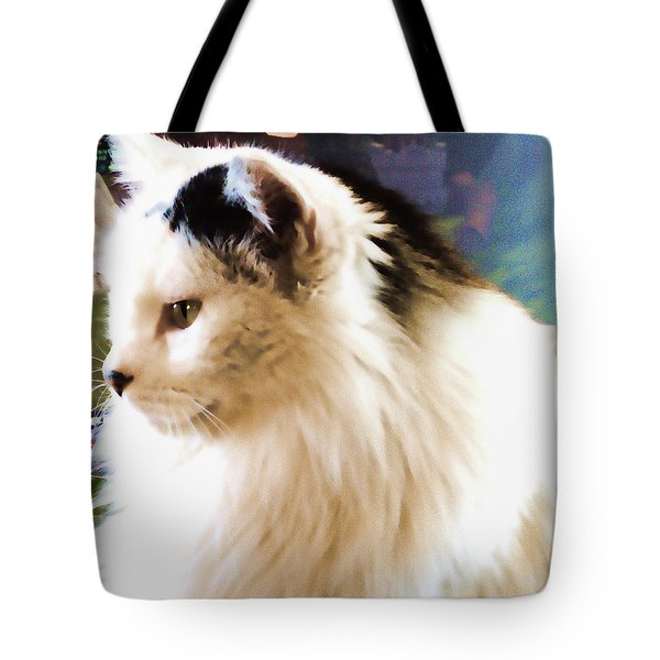 Just Jenny Tote Bag by Aliceann Carlton