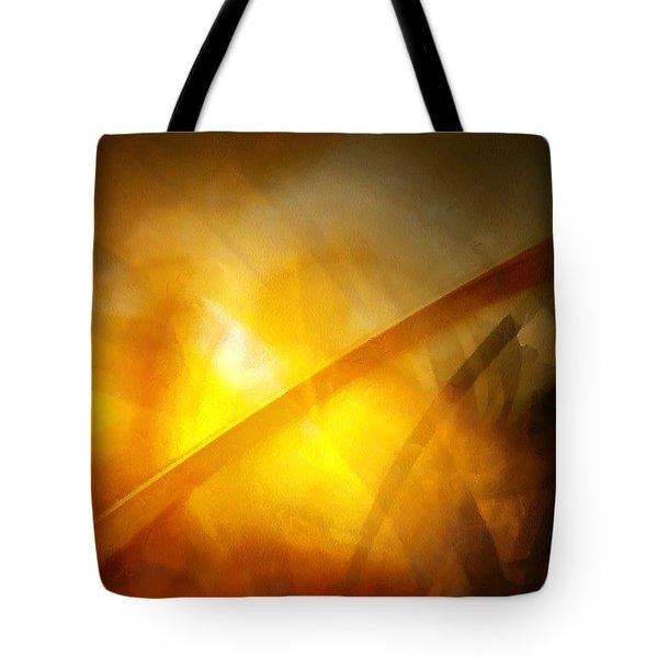 Just Light Tote Bag by Gun Legler