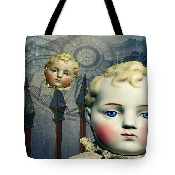 Just Like A Doll Tote Bag