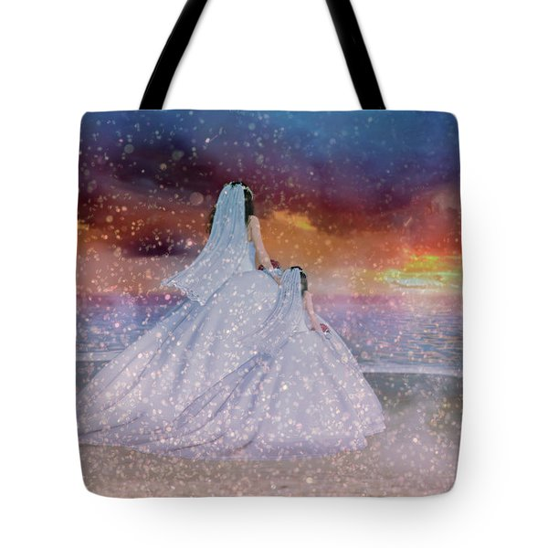 Just Like Mom II Tote Bag