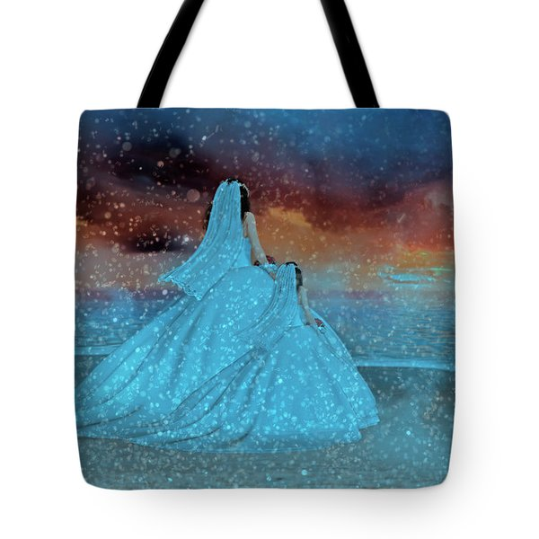 Just Like Mom IIi Tote Bag