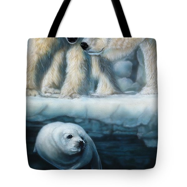 Just Listening Tote Bag