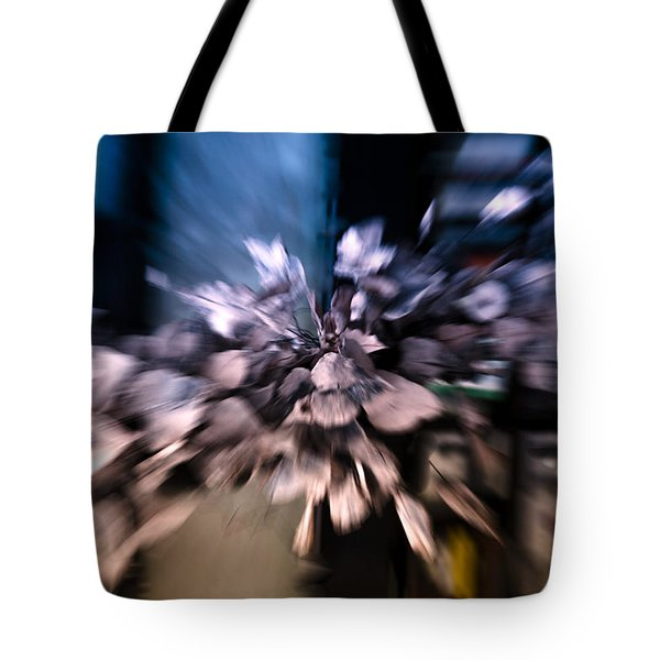 Just My Imagination Tote Bag by Silvia Bruno