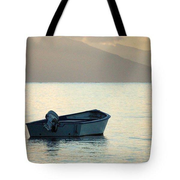 Just Off Molokai Tote Bag