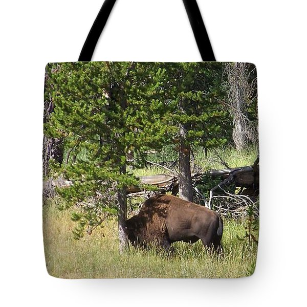Tote Bag featuring the photograph Just One More by Charles Robinson