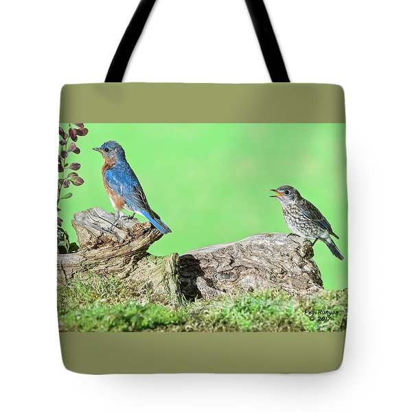 Just One More Worm Tote Bag