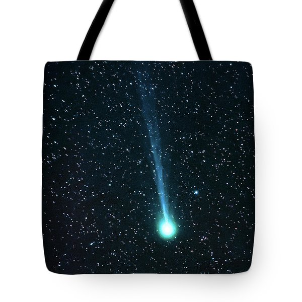 Just Passing Through Tote Bag