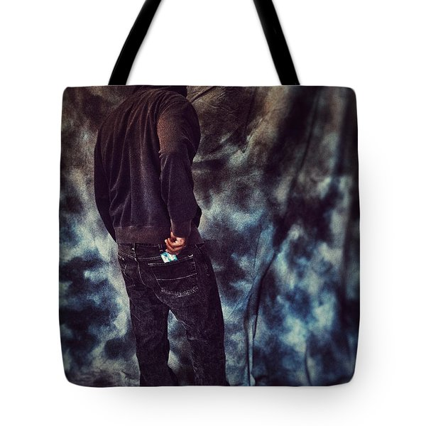 Just Past Abstinence Tote Bag