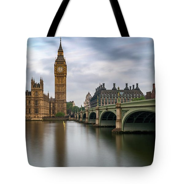Just Past Six Tote Bag