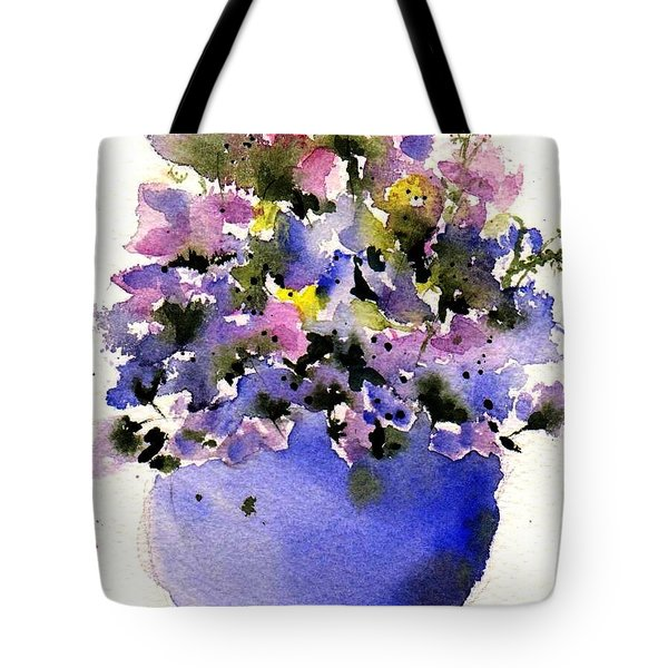Just Picked Tote Bag by Anne Duke