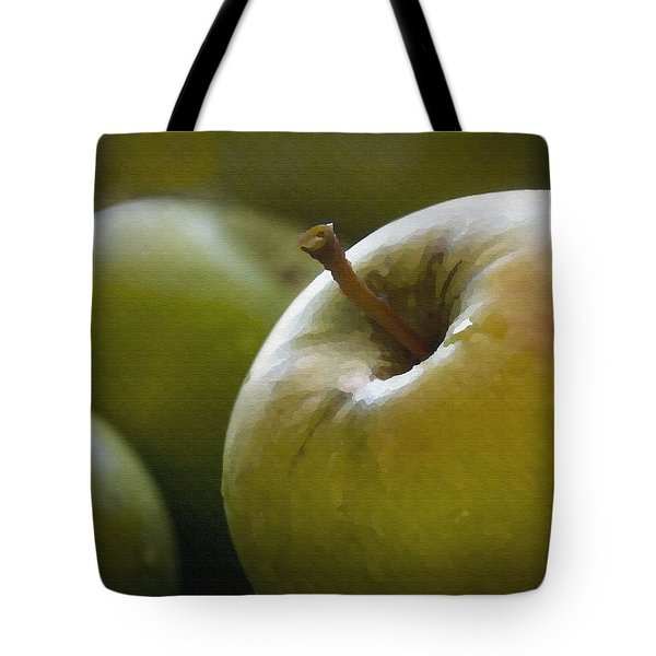 Just Picked Tote Bag by Sharon Foster