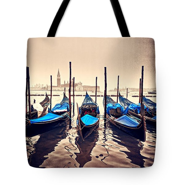 Just Sail Tote Bag