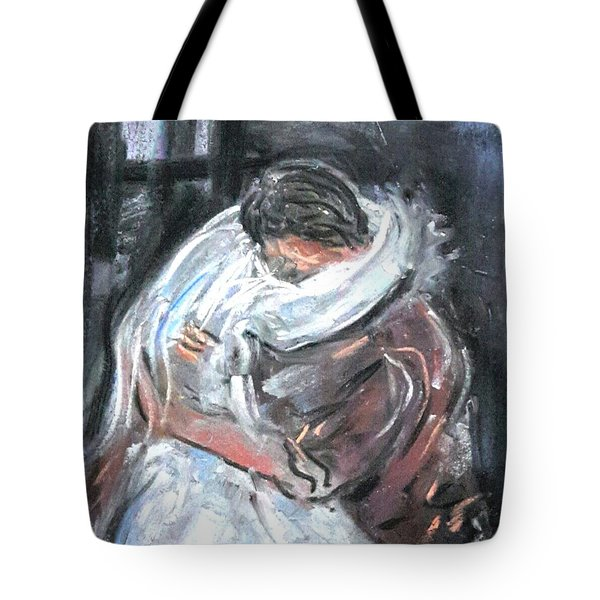 Just Shadow Tote Bag