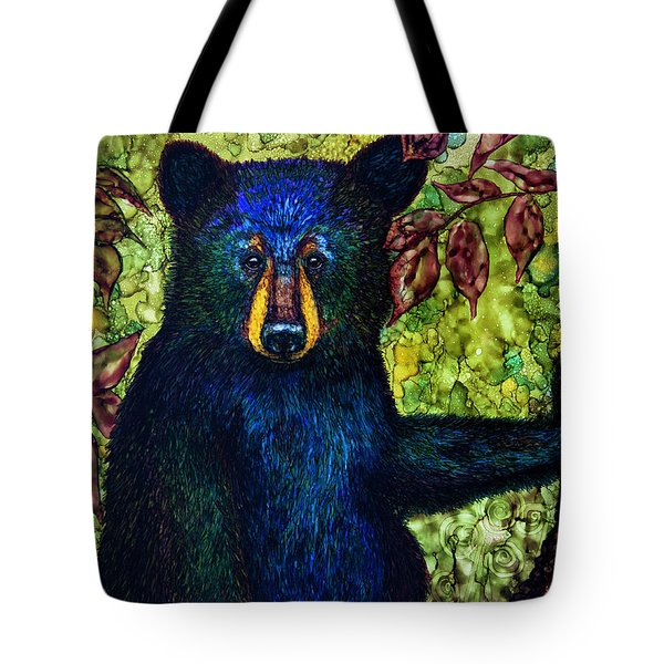 Just Sitting.... Tote Bag