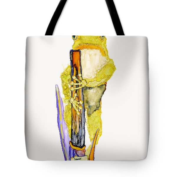 Just Standing Here Tote Bag