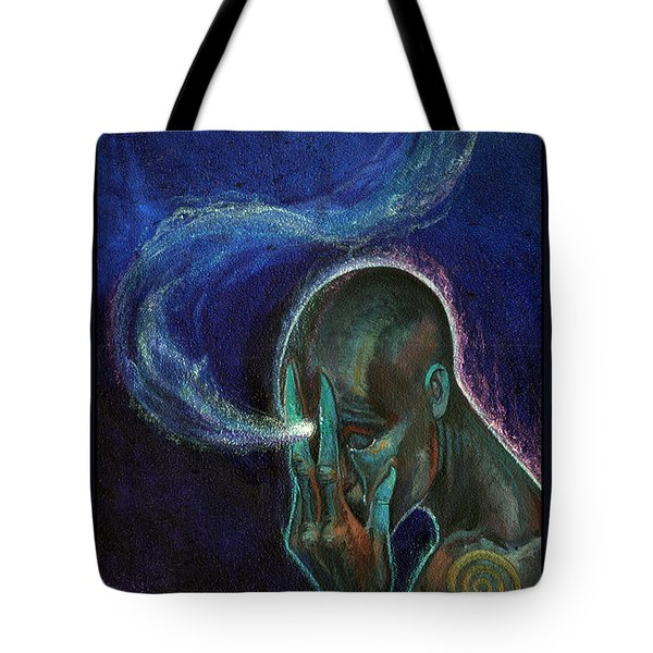 Just The Thought Tote Bag by Tony Koehl