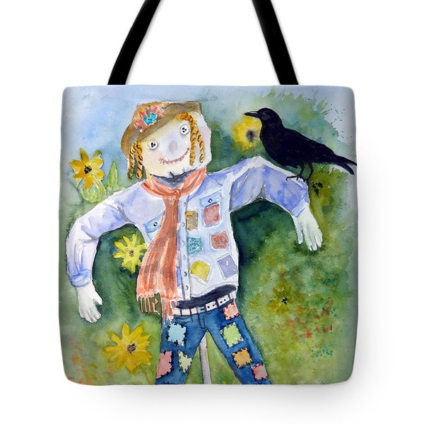 Just Visiting Tote Bag