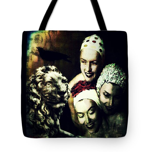 Just Washed My Hair Tote Bag