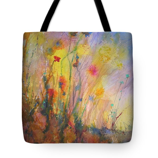 Just Weeds Tote Bag