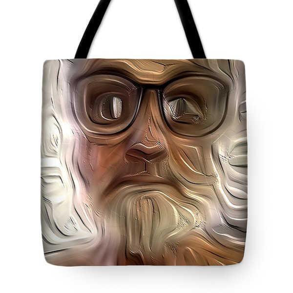 Just Woke Up Tote Bag