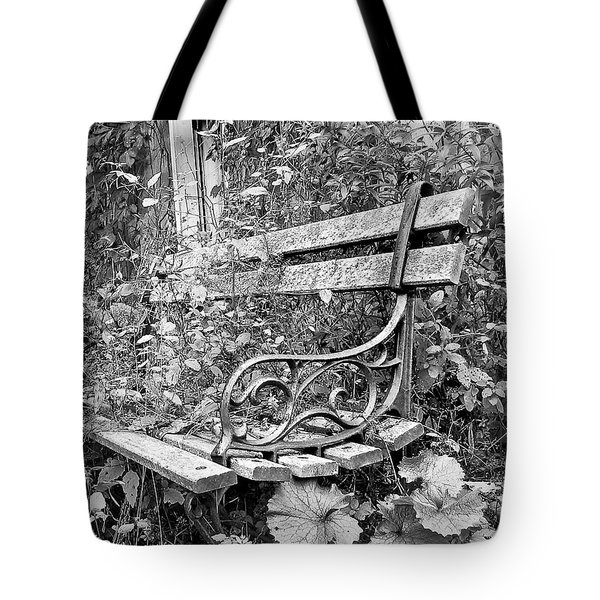 Tote Bag featuring the photograph Just Yesterday by Tom Cameron