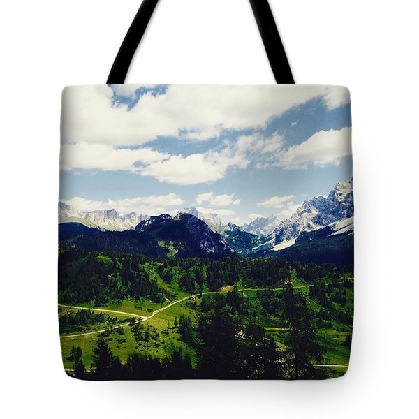 Just You And A Quiet Place Tote Bag