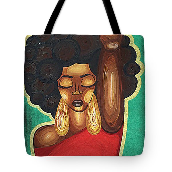 Justice Wanted Tote Bag
