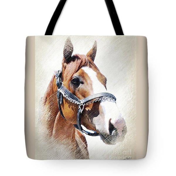 Justify Tote Bag