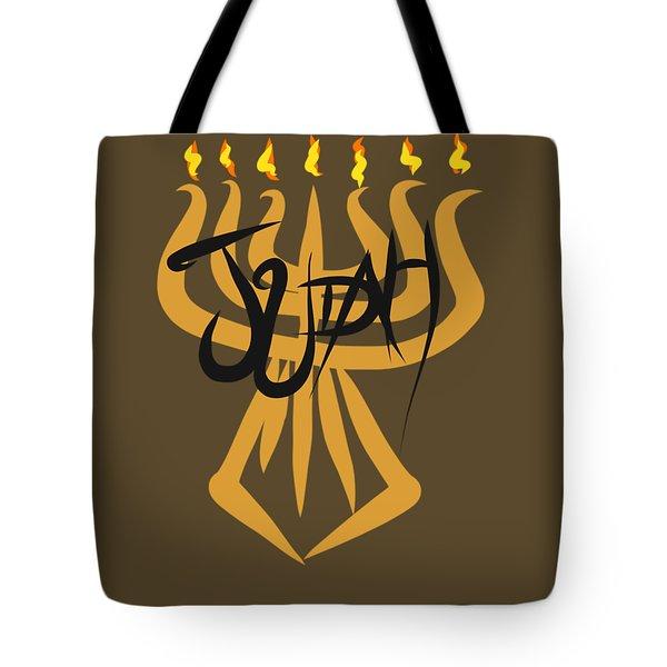 Juuuuuuudah Tote Bag