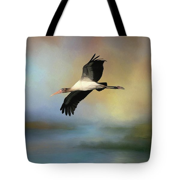 Tote Bag featuring the photograph Juvenile Woody by Donna Kennedy