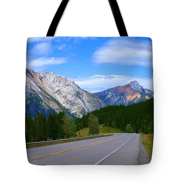 Kananaskis Country Tote Bag