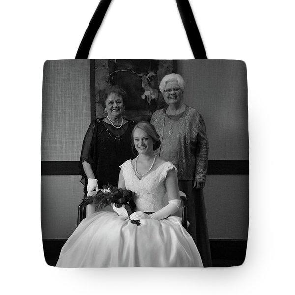 k Tote Bag