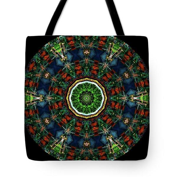 Tote Bag featuring the digital art Ka061516 by David Lane