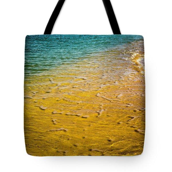Kaanapali Beach Tote Bag
