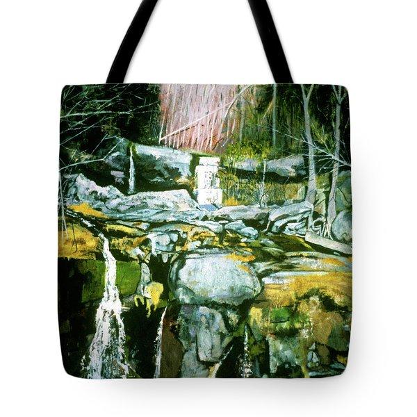 Kaaterskill Tote Bag