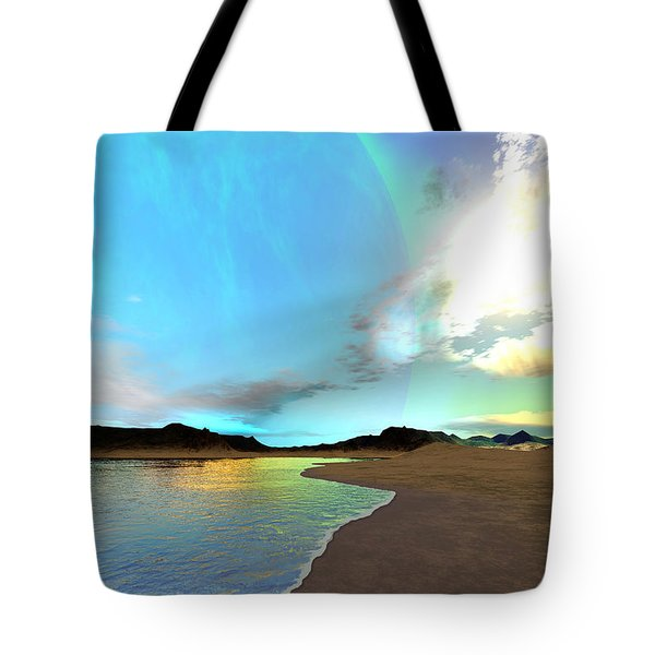 Kaden Prime Tote Bag by Corey Ford