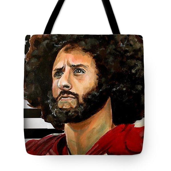Kaeptain America Tote Bag