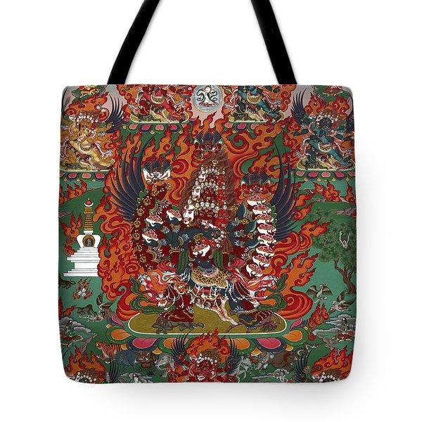 Kagye Tsasum Tersar Tote Bag by Sergey Noskov