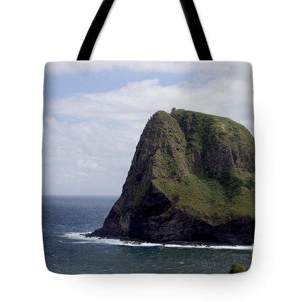 Kahakuloa Head Tote Bag