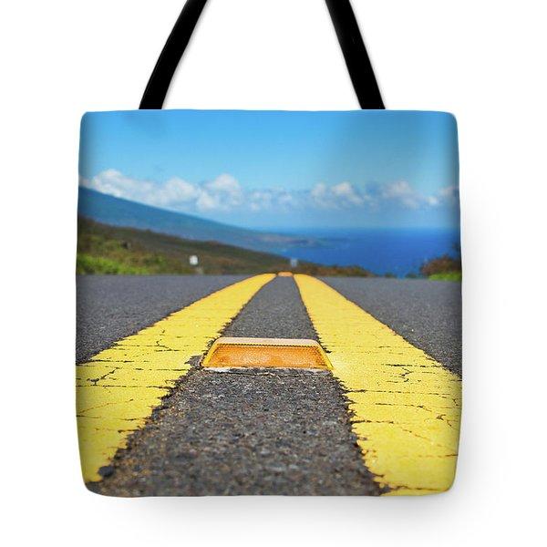 Kahikinui Tote Bag by Sharon Mau