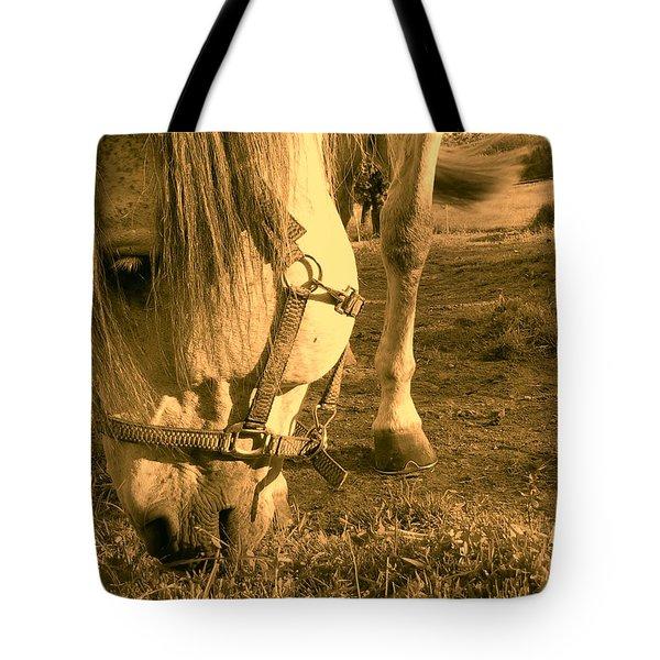 Kahn I I Tote Bag