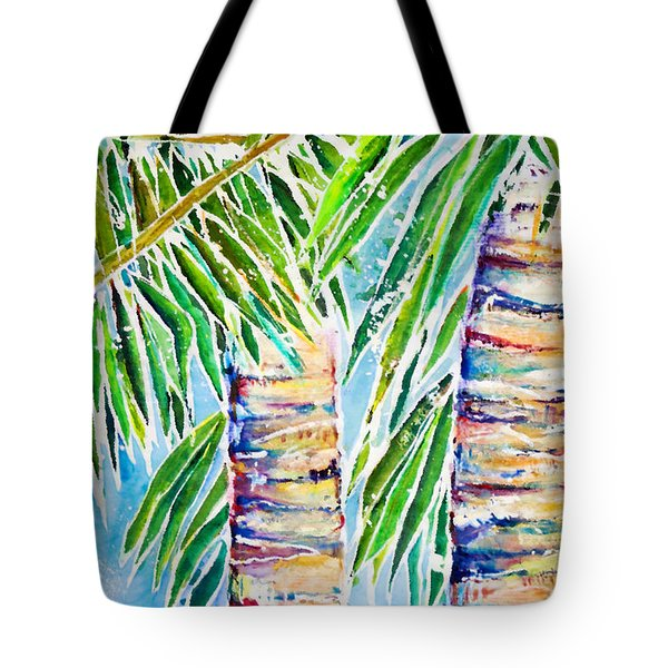 Kaimana Beach Tote Bag by Julie Kerns Schaper - Printscapes