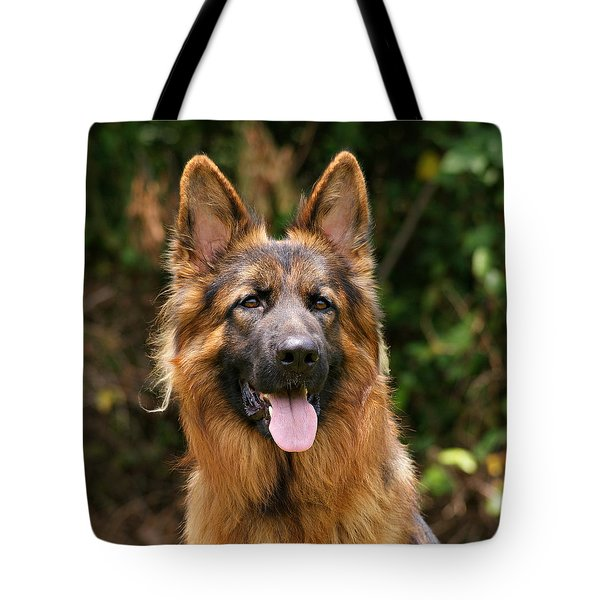 Kaiser - German Shepherd Tote Bag
