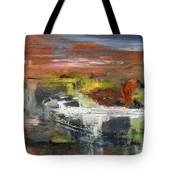 Kaiser Pond Tote Bag