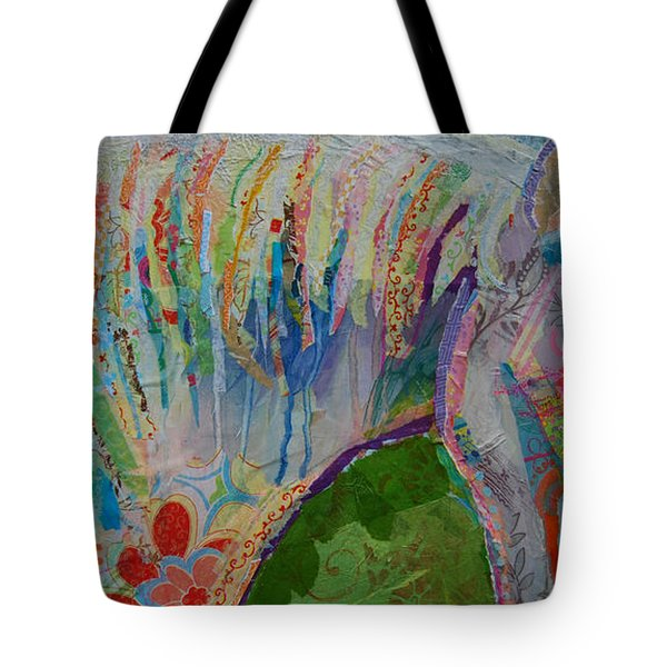 Kalaidaescope Tote Bag by Kimberly Santini