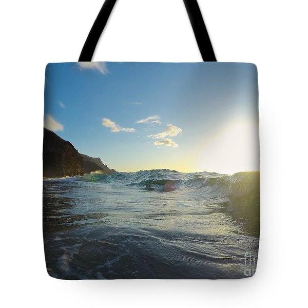 Kalalau Magic  Tote Bag