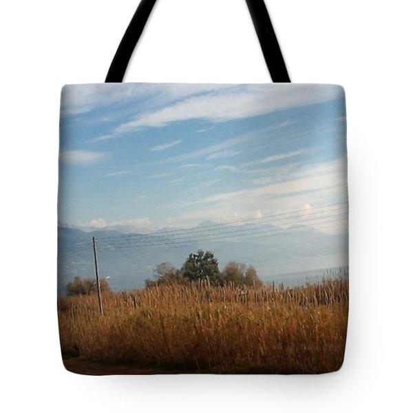 Kalamata Tote Bag